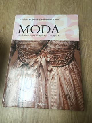 Libro de la historia de la moda