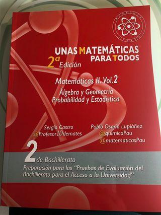 Unas matemáticas para todos