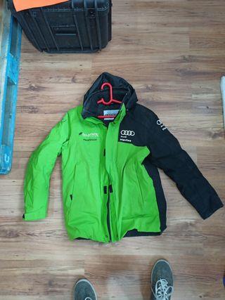 chaqueta esquí Santoyo talla L profesor ski