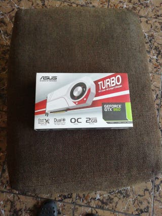 Targeta gráfica GTX 960 Turbo OC 2GB