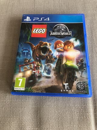 Juego Lego Jurassic PS4