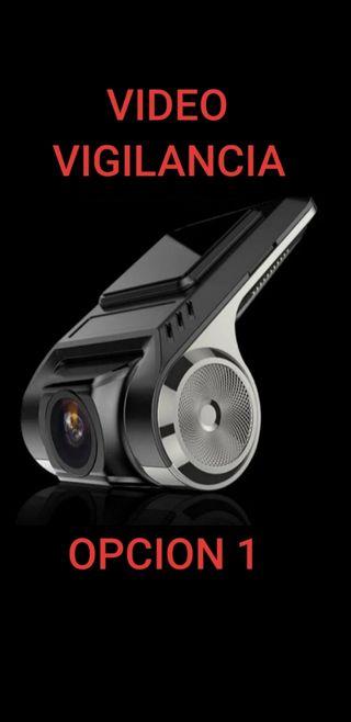 videovigilancia coches seguridad anti robo rayon