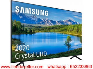"Smart TV de 43"" con Resolución 4K, HDR 10"