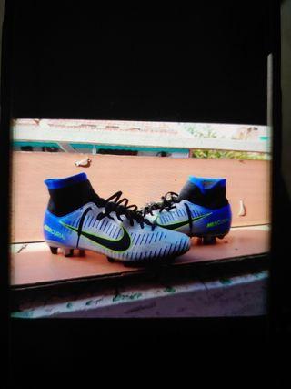 Vendo botas Futbol 43