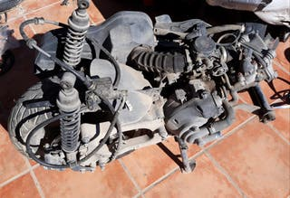 se venden piezas de motor Piaggio X7 125 cc