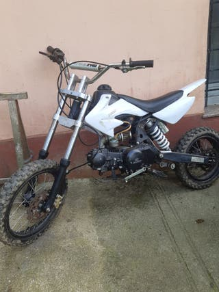 Pitbike 125cc 4t Monster Pro