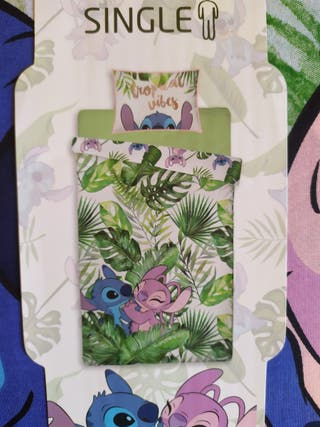 Funda nórdica de Stitch Disney