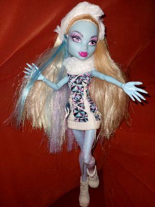 Vendo muñeca Monster High