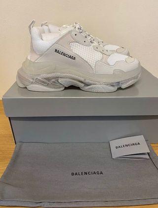Unisex Balenciaga Triple S Various Sizes New