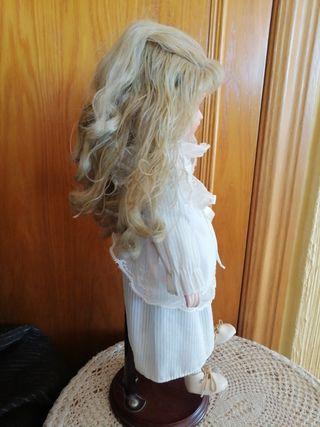 Muñeca Porcelana Halloween