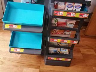 Supermercado para niños/as