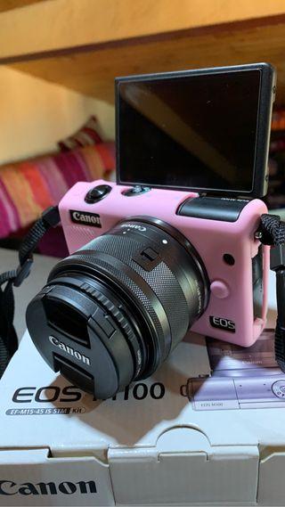 Canon evil M100 nueva