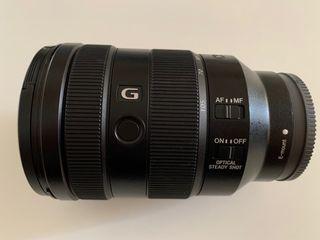 Objetivo sony full frame 24-105mm f4.0 G OSS