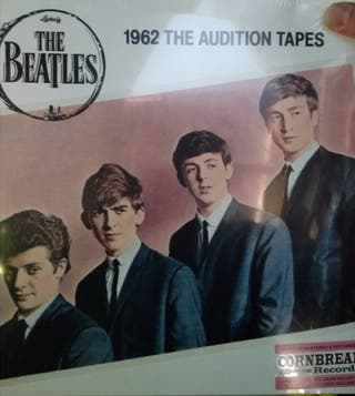 The Beatles The audition tapes LP