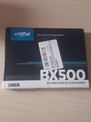 Disco Duro SSD 240Gb NUEVO SIN ESTRENAR