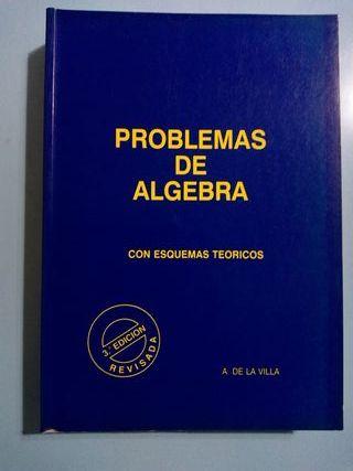 Problemas de Algebra con esquemas teoricos
