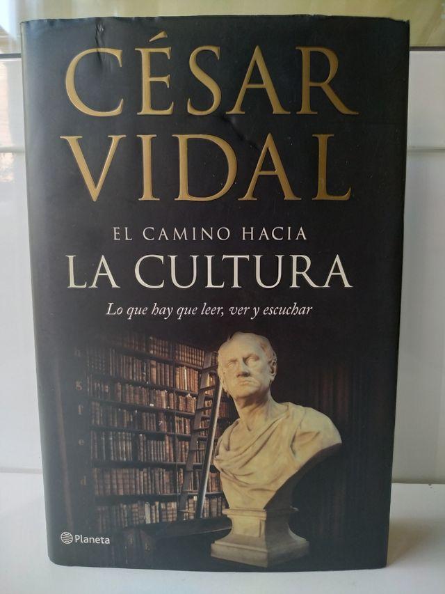 Libro El camino hacia la Cultura de César Vidal