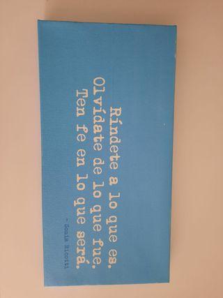 Cuadro Frases Motivacionales (Ricotti).