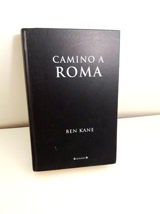 Libro Camino a Roma.
