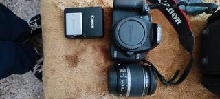 Cámara Canon 550D