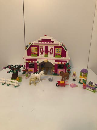 picadero lego friends