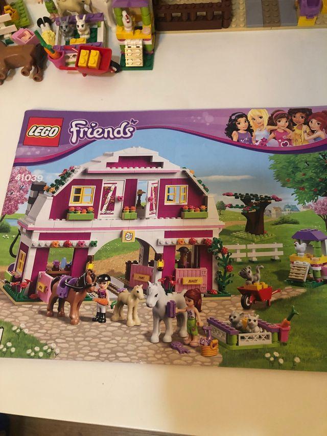 picadero lego friends