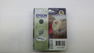 Cartucho de tinta negra EPSON T0611