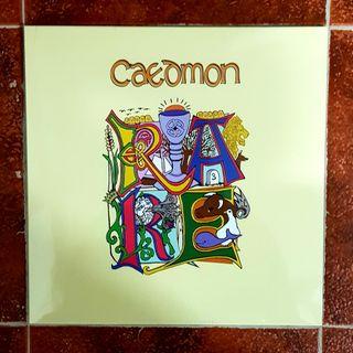 CAEDMON -Rare- LP Vinilo