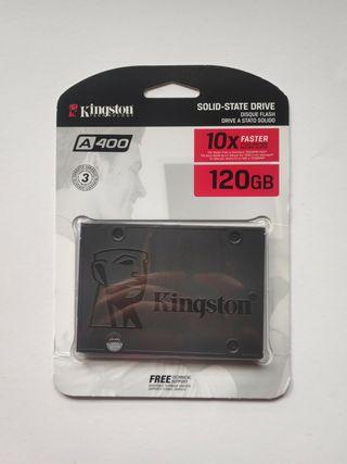 Disco duro SSD 120 GB NUEVO