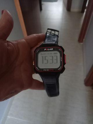 reloj de deporte .