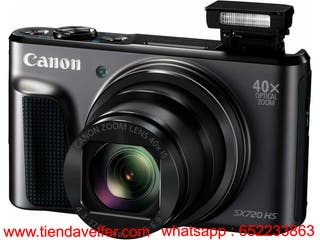 Canon Digital Powershot SX720 HS