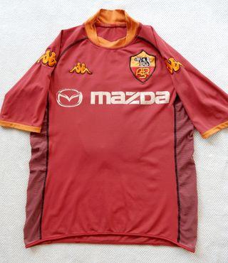 Camiseta fútbol Roma Totti