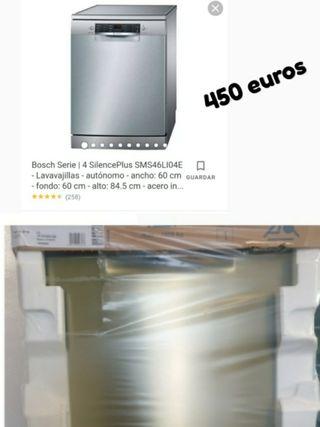 lavavajillas bosch(posibilidad de envío España)