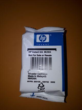 Cartucho de tinta a color - HP 304