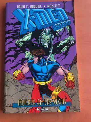 X Men 2099 Muerte en las vegas