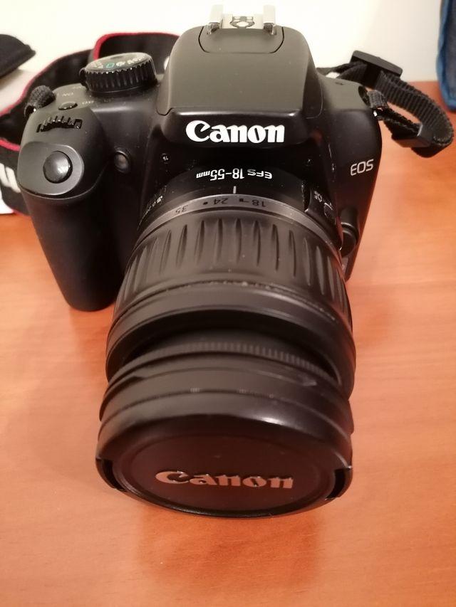 Cámara réflex Canon