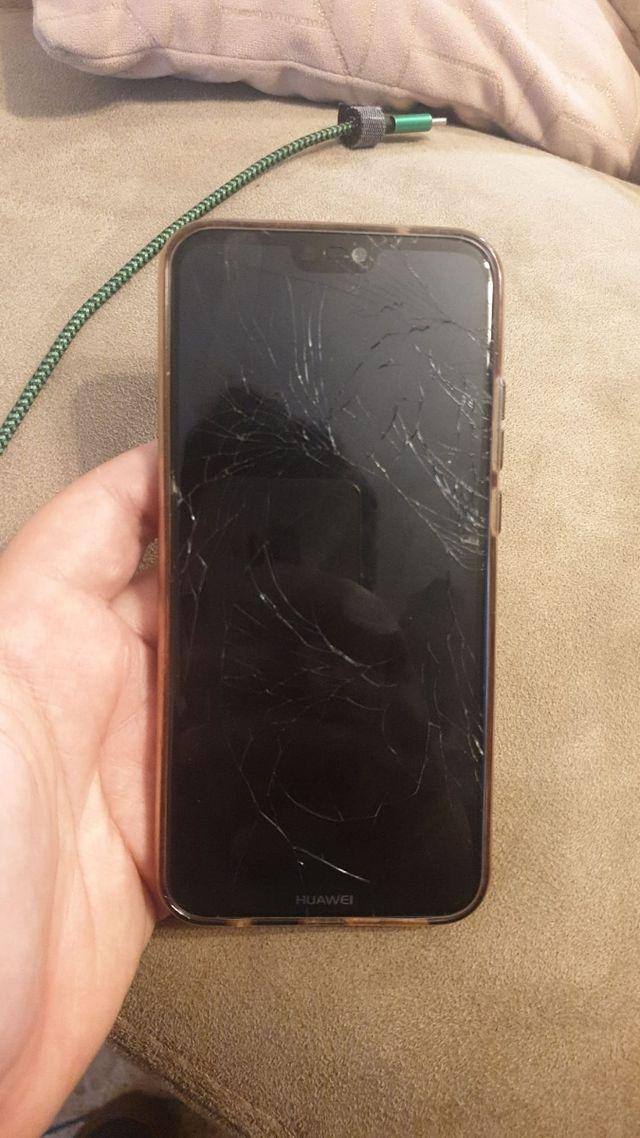 Móvil Huawei p20 lite