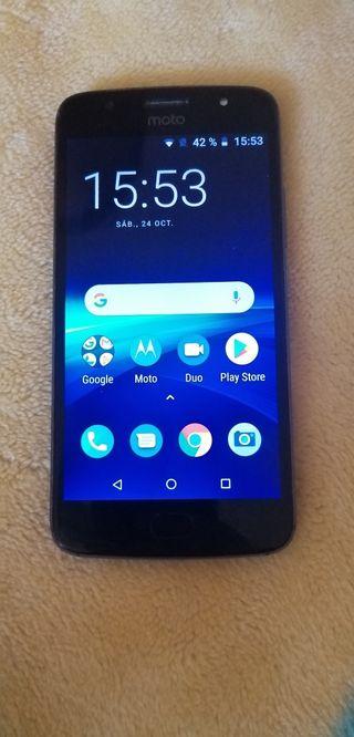 móvil Motorola moto G5S