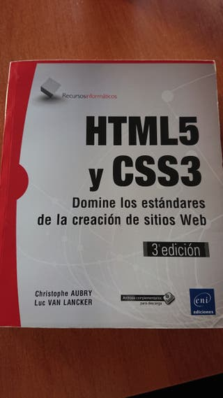 HTML5 y CSS3