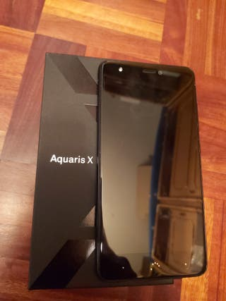BQ Aquaris X 64gb 4gb ram