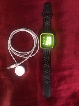 Apple Watch serie 2 Nike + Gps