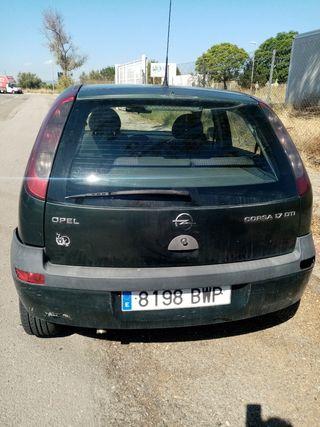 Opel Corsa 2002