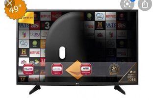 Televisión LG 49 pulgadas full HD