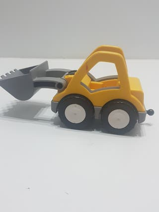 Excavadora playmobil