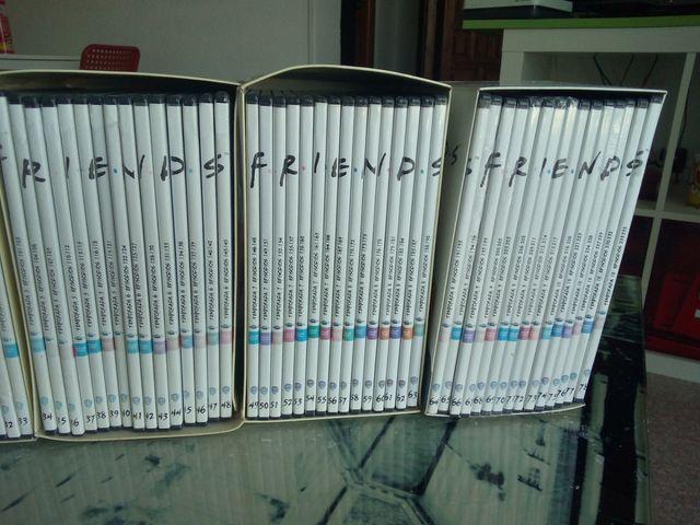 colección completa para DVD de la Serie Friends