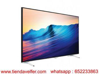 "Televisor LED 65"" UNB ULTRA HD 4K HDR 1500 HZ"