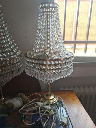 Lámparas mesa de noche