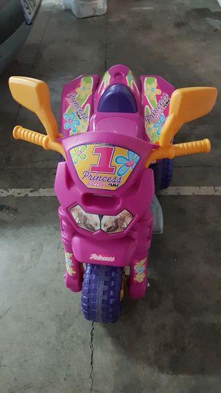 Moto Feber Little Princess para piezas o batería