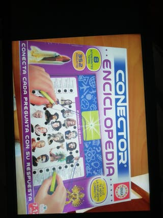 Conector enciclopedia nuevo