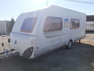 Caravana Knaus Sudwing 500
